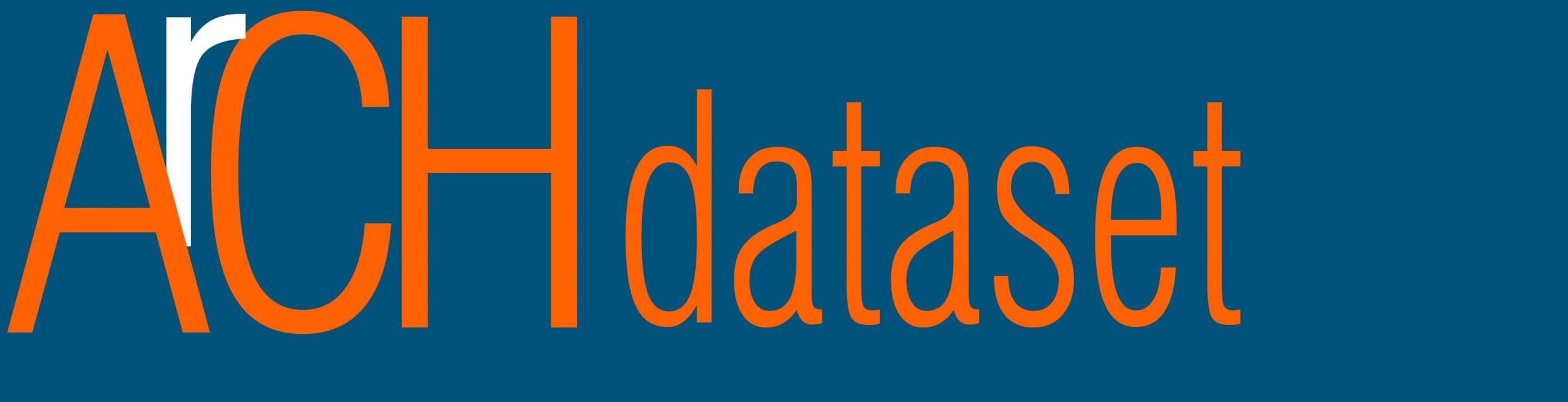 ArCH dataset